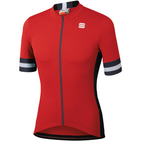 Sportful Kite Jersey Men, red